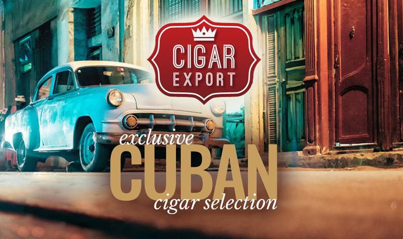 Cigar Export Cuban Cigars